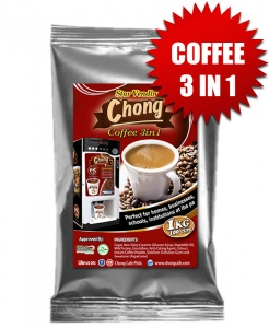 Chong Coffee 3 in 1