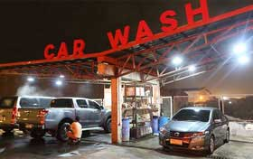 Chong Cafe Vending Machine Carwash Shops Image