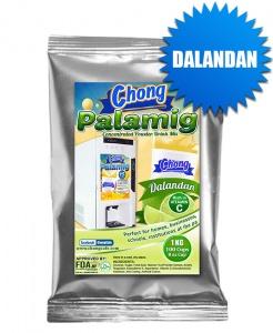 Chong Palamig Dalandan