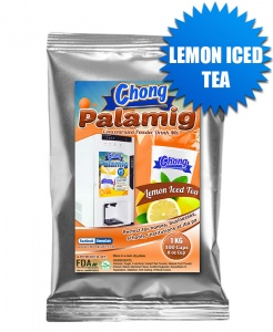 Chong Palamig Lemon Iced Tea