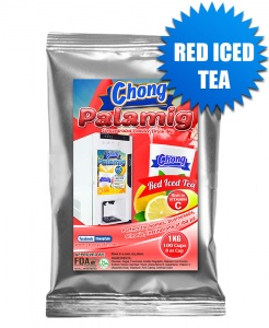 Chong Palamig Red Iced Tea