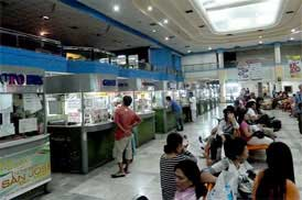 Chong Cafe Vending Machine Public Transport Terminals Image