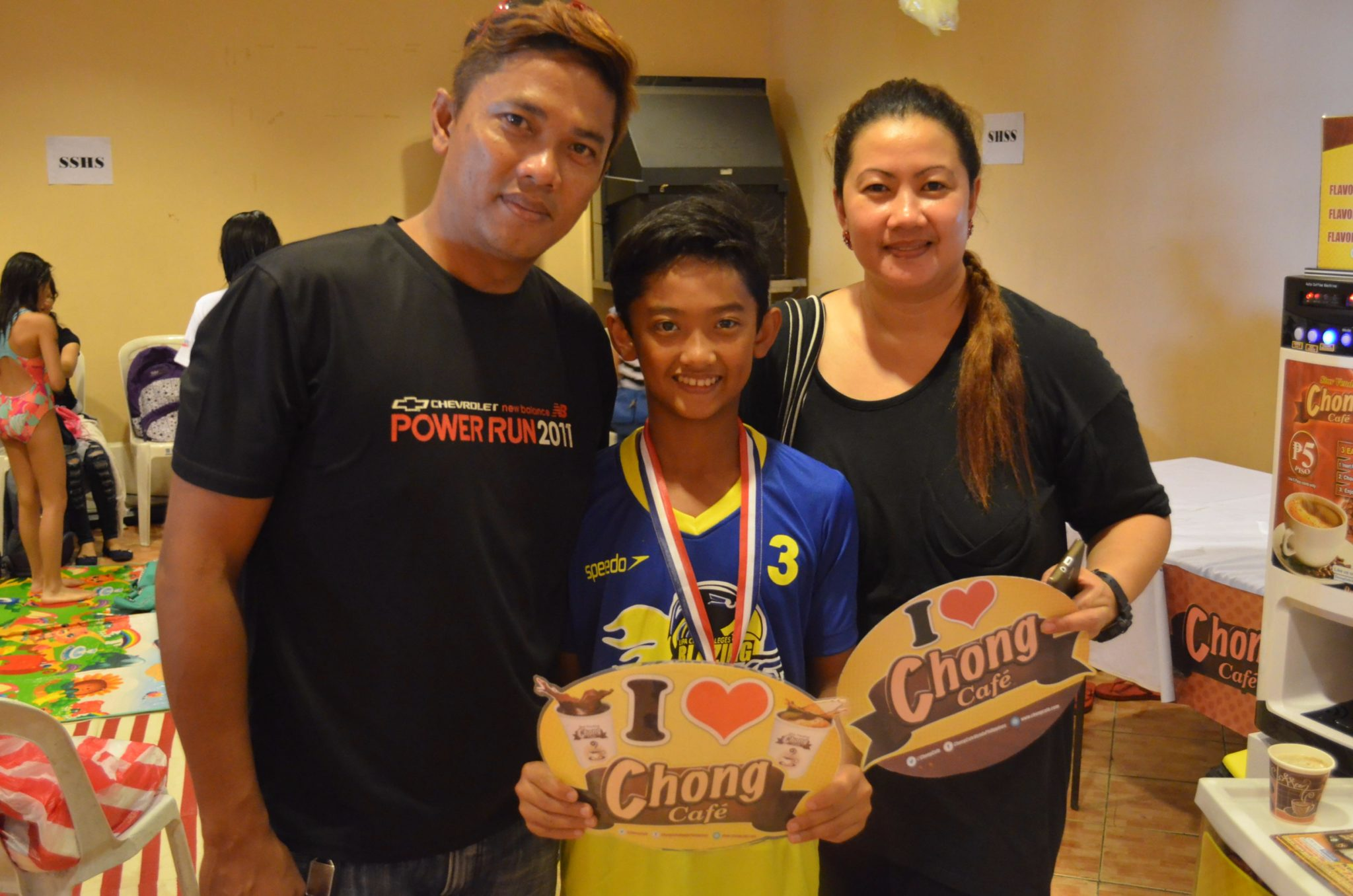 Chong Cafe Swimtastic Event Featured Image