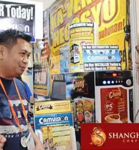 Chong Cafe World Food Expo Manila Image